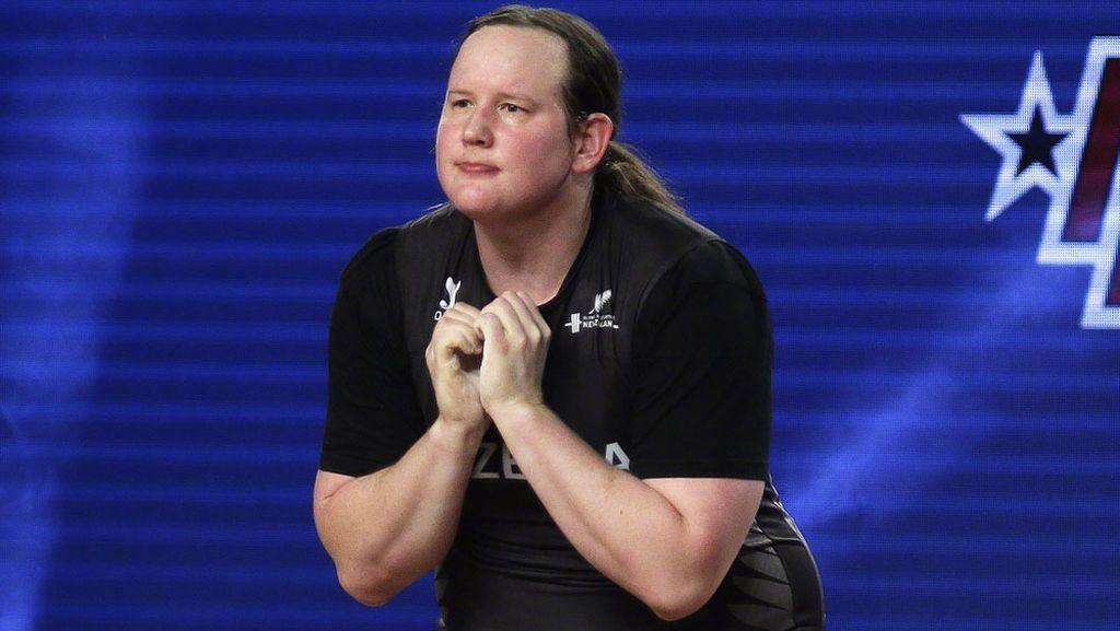 不公平?变性选手参加东京奥运女子举重,她30岁时还是男的
