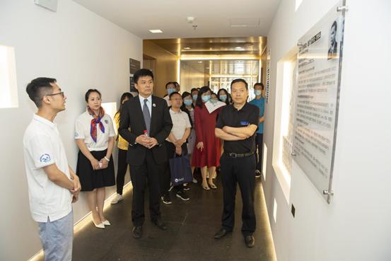 北京外国语大学人工智能与人类语言重点实验室校园开放日活动举办