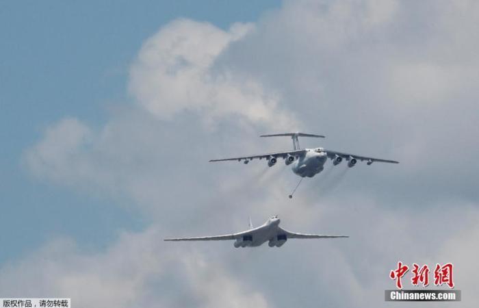 俄国防部:空天军成功试射反导防御系统新型导弹