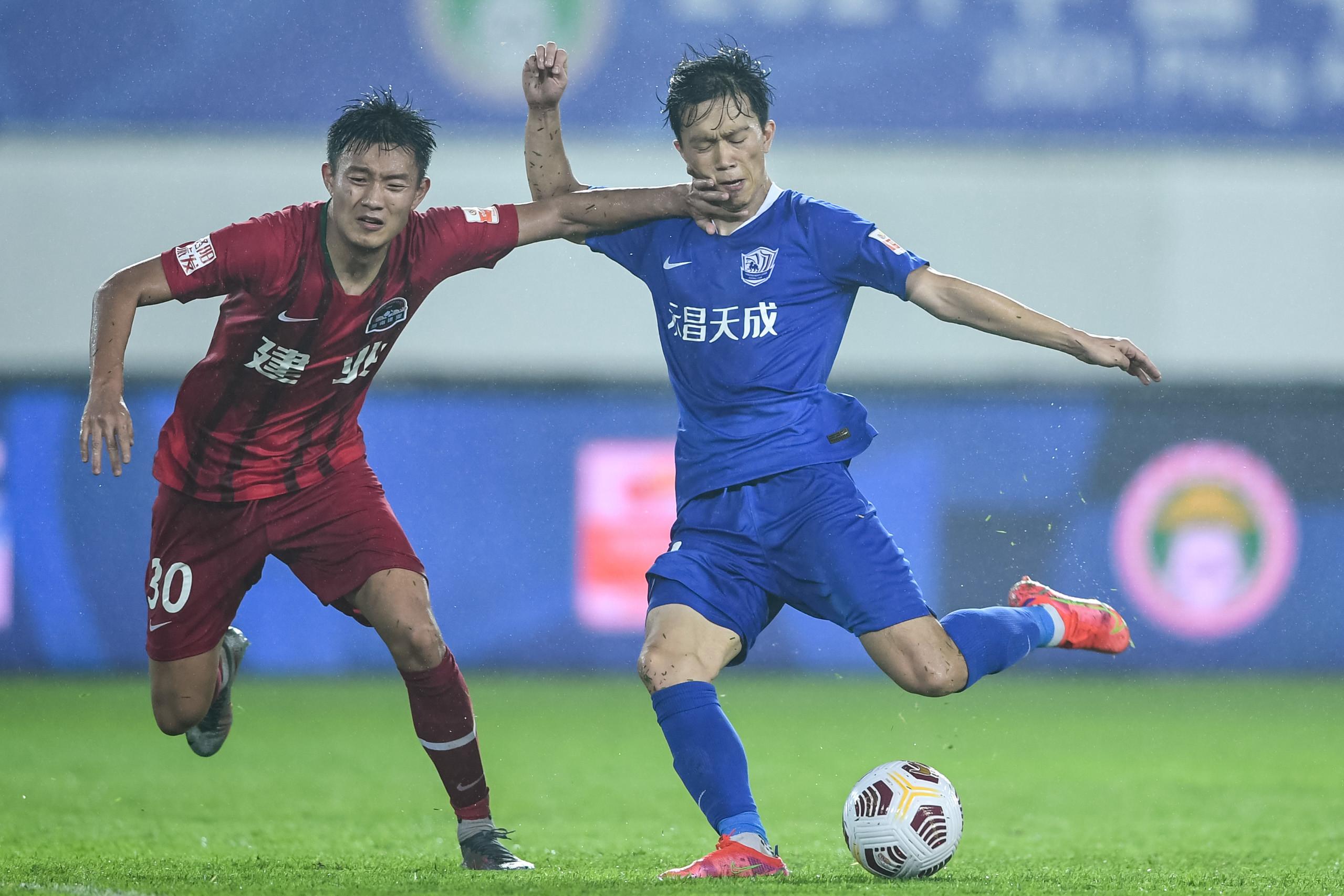 沧州和河南的比赛乏善可陈。