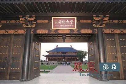 印度玄奘纪念馆(图片来源:凤凰网佛教)