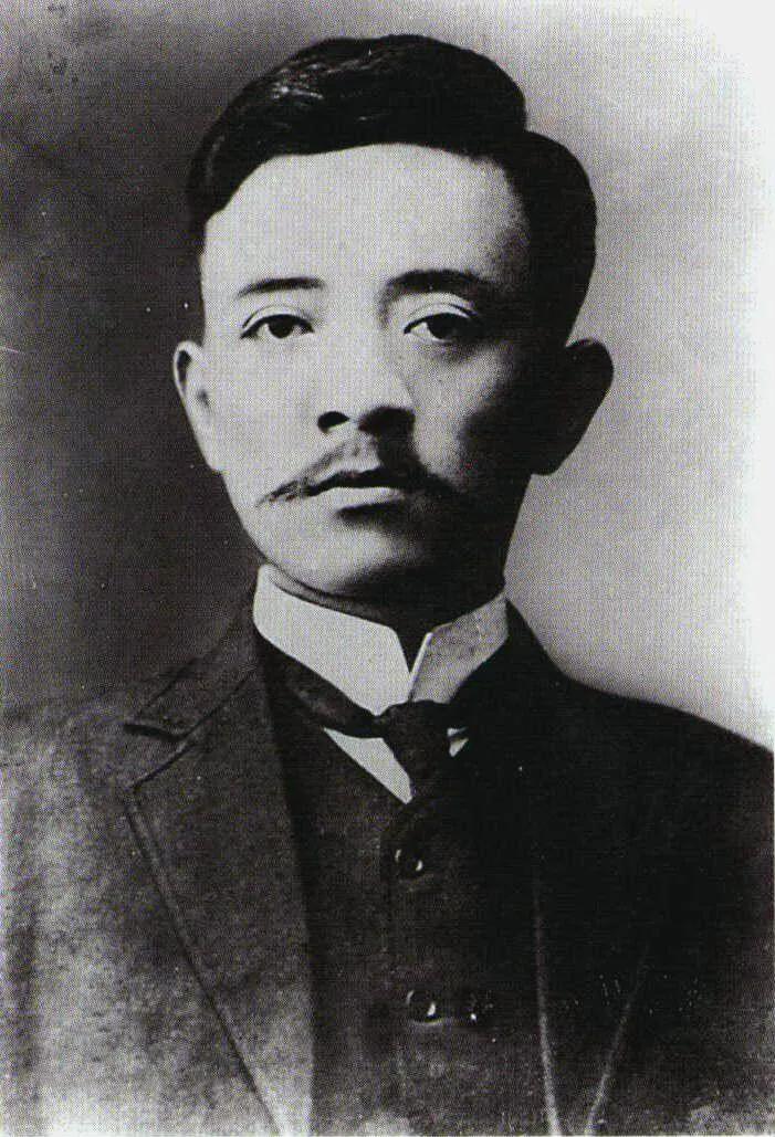 ▲宋教仁(1882-1913)
