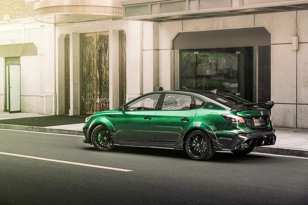 MG XPOWER落地 打造产品同时在中国形成汽车文化