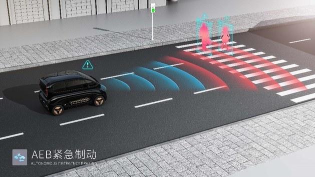 KiWi EV部分配置曝光 搭载多项智能科技配置