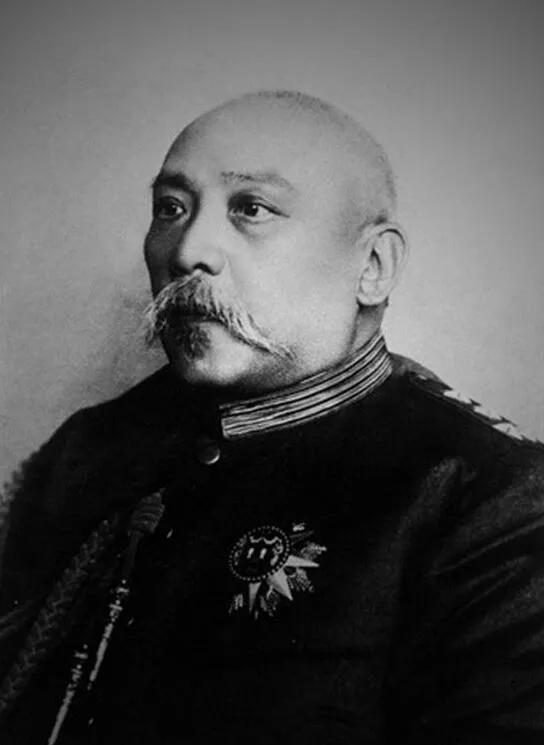 上图_ 袁世凯(1859年—1916年)