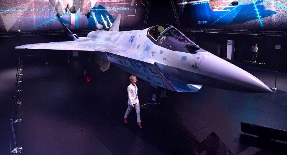 """俄罗斯研发的""""将军""""新型五代机"""