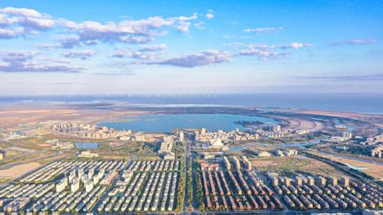 打造千亿级产业集群,上海南汇新城大力发展集成电路、人工智能产业等