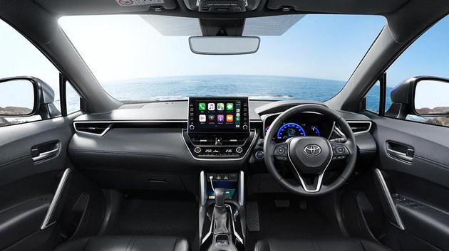国产卡罗拉Cross定名锋兰达 广州车展正式发布