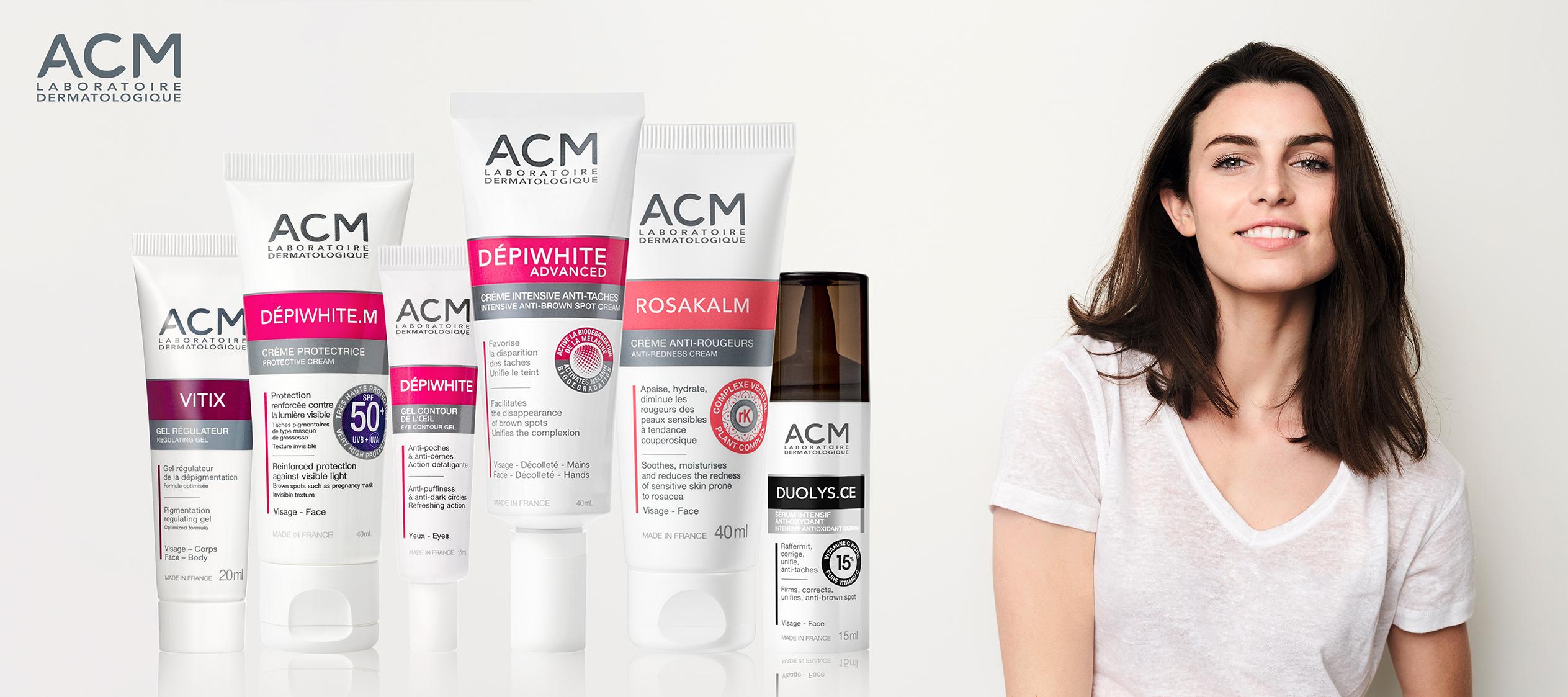 从科学到美,法国ACM爱诗魅为中国带来科学护肤新方式