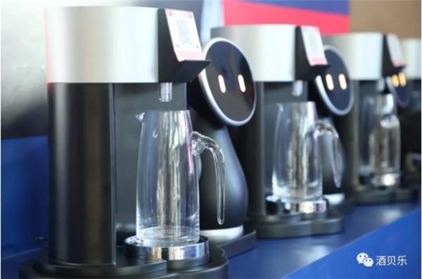 以新科技服务新零售 酒贝乐成白酒人工智能交互生态平台