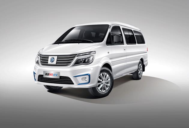 上海限行政策升级 全能纯电MPV菱智M5 EV解决出行难题