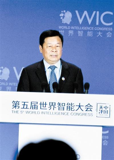 中国外文出版发行事业局局长杜占元:借力人工智能 推动文化发展