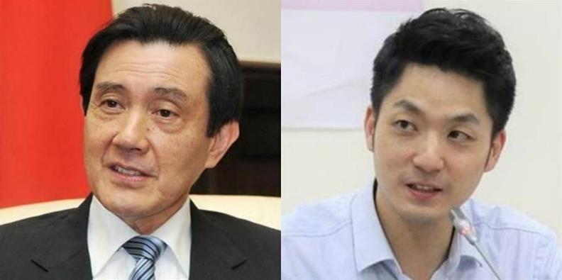 """蒋万安要选台北市长?马英九连说三次""""很好啊"""""""