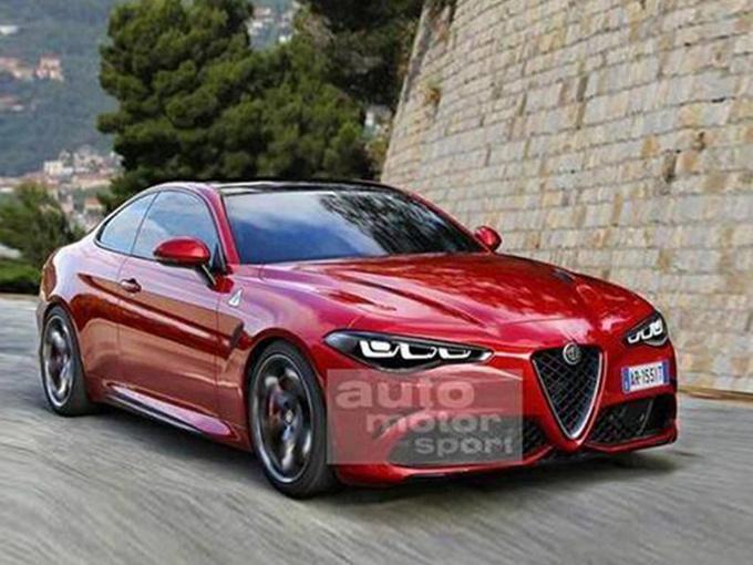 阿尔法•罗密欧将推全新车型有望换搭全新动力-图1