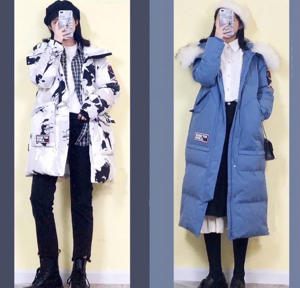 冬季时髦精的穿搭 让你摆脱臃肿感