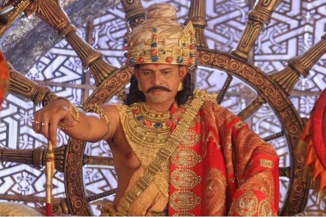 影视中的宾头娑罗王