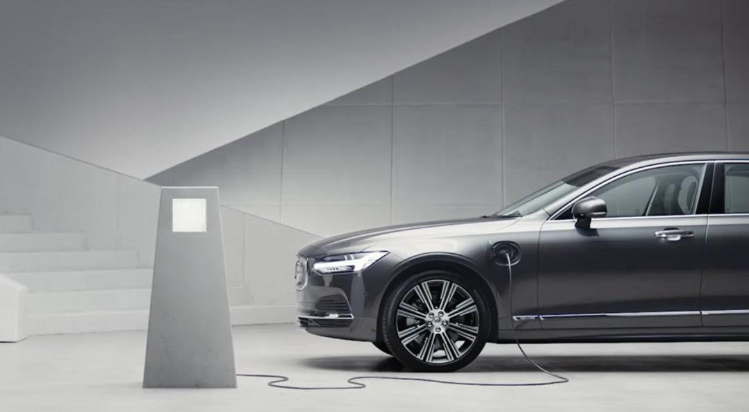 Volvo XC40 Recharge,图源沃尔沃官网