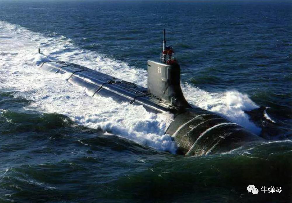 美国核潜艇南海出事 三个细节和几个秘密
