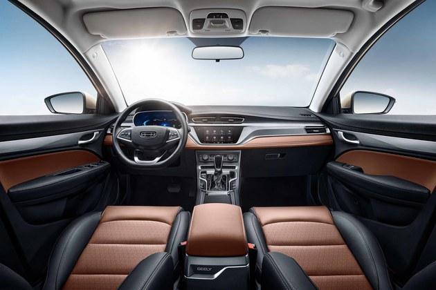 2021款新帝豪UP轿车双雄上市 售价6.98万起