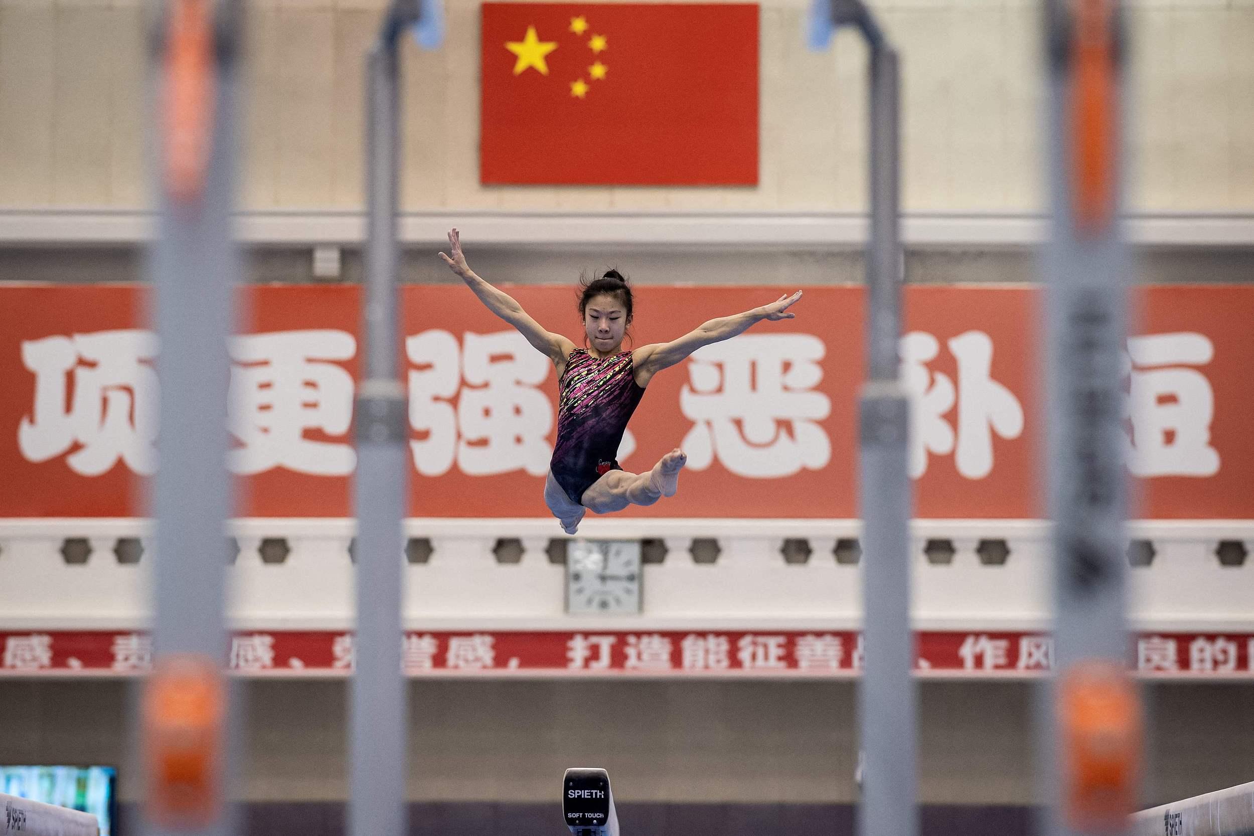 """中国体操:终结""""零金""""尴尬 在东京打一场翻身仗"""