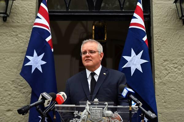 澳大利亚总理莫里森访问新西兰,绕不开对华议题