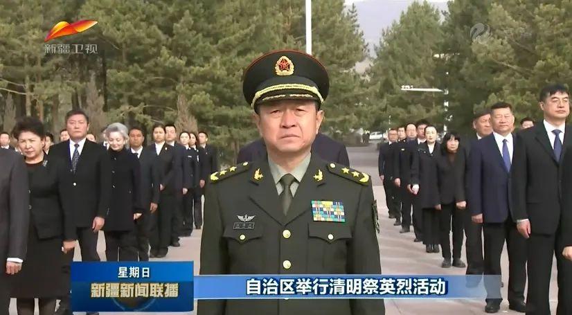 西藏军区司令员汪海江已赴新疆:曾上过战场,荣立过一等功
