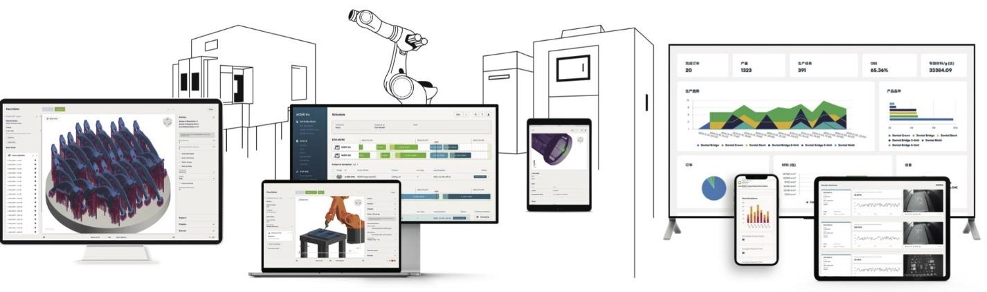 工业物联网和人工智能加入制造执行系统MES,成就智能化生产