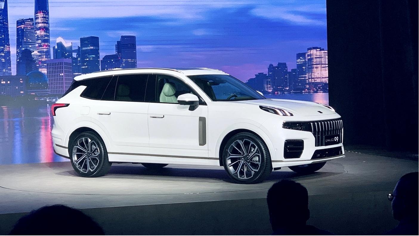 """刨根問底:""""特大號""""領克09,是不是一款現象級中大型SUV?"""
