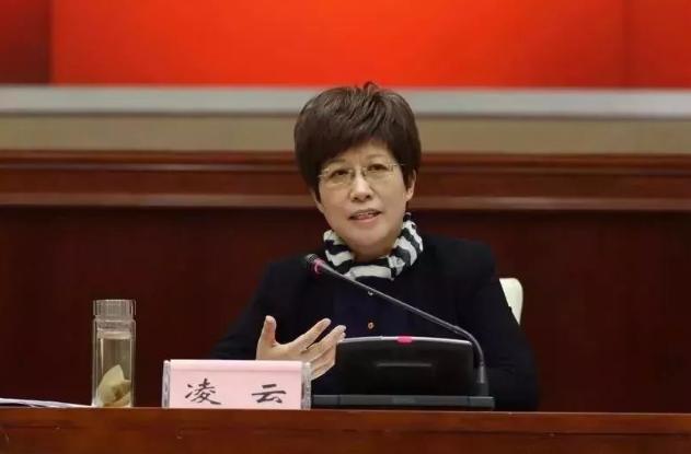 她成为安徽现任唯一女市委书记,曾是省城女市长