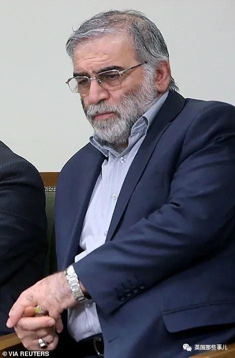 伊朗核弹之父暗杀细节曝光,杀死他的,是千里之外的人工智能…