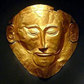 阿伽门农的面具