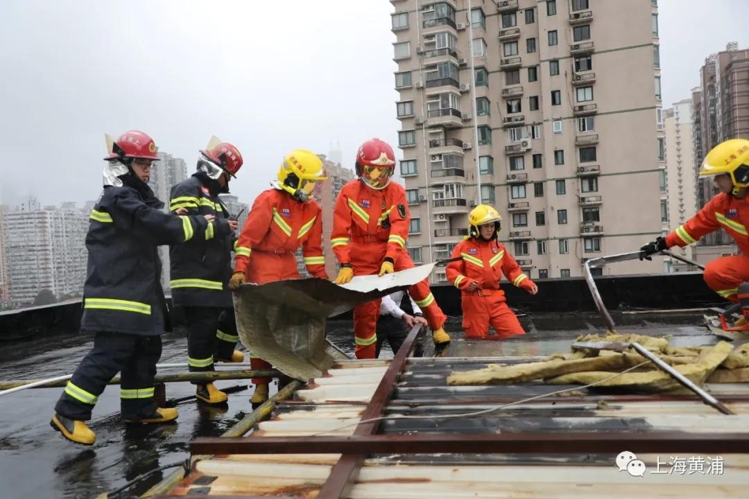 本文图片均来自微信公众号@上海黄浦