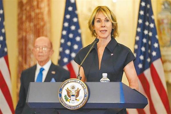 【鬼魂之谜】_再挑衅!美驻联合国代表声称已与蔡英文通话,宣称美台站一起