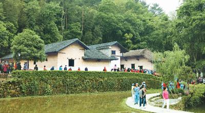 累计接待参观者逾亿人次 毛泽东故居修缮开放
