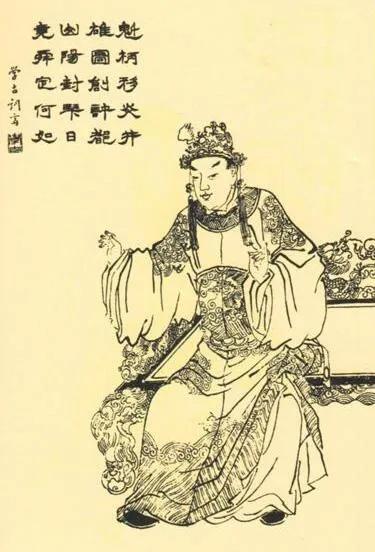 上图_ 魏文帝曹丕(187年冬—226年)