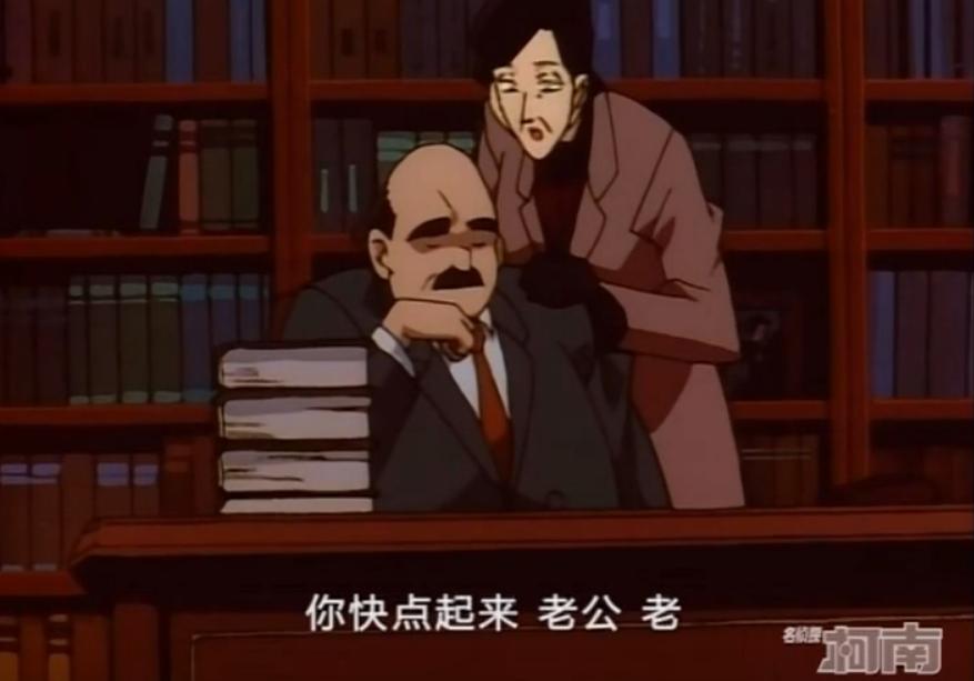 《柯南:外交官杀人事件》