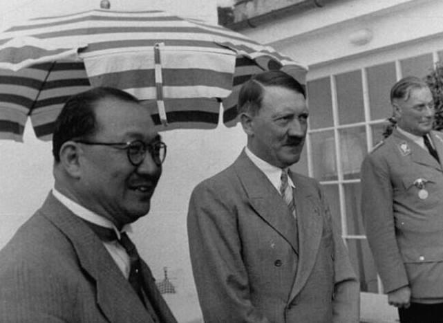 希特勒等法西斯人物