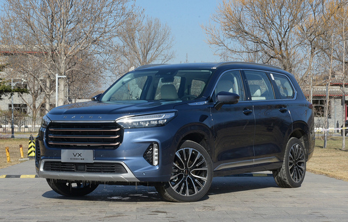 星途大SUV揽月 将推AT变速箱车型 起售或超20万元-图2