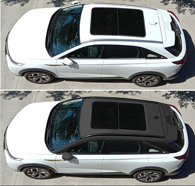 哈弗全新SUV实车曝光,外观很年轻运动,轴距2米8,搭载1.5T动力