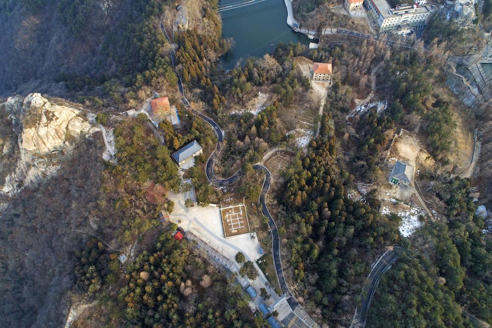 鸡公山景区   视觉中国 图