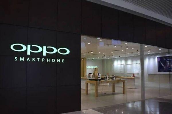 OPPO品牌在印度设立的门店