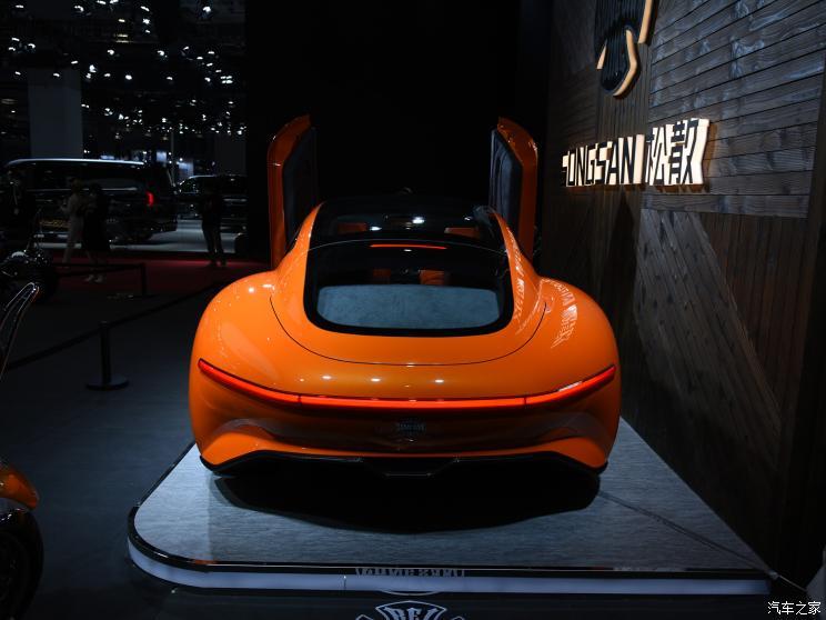 松散机车 SS GT 2021款 Concept