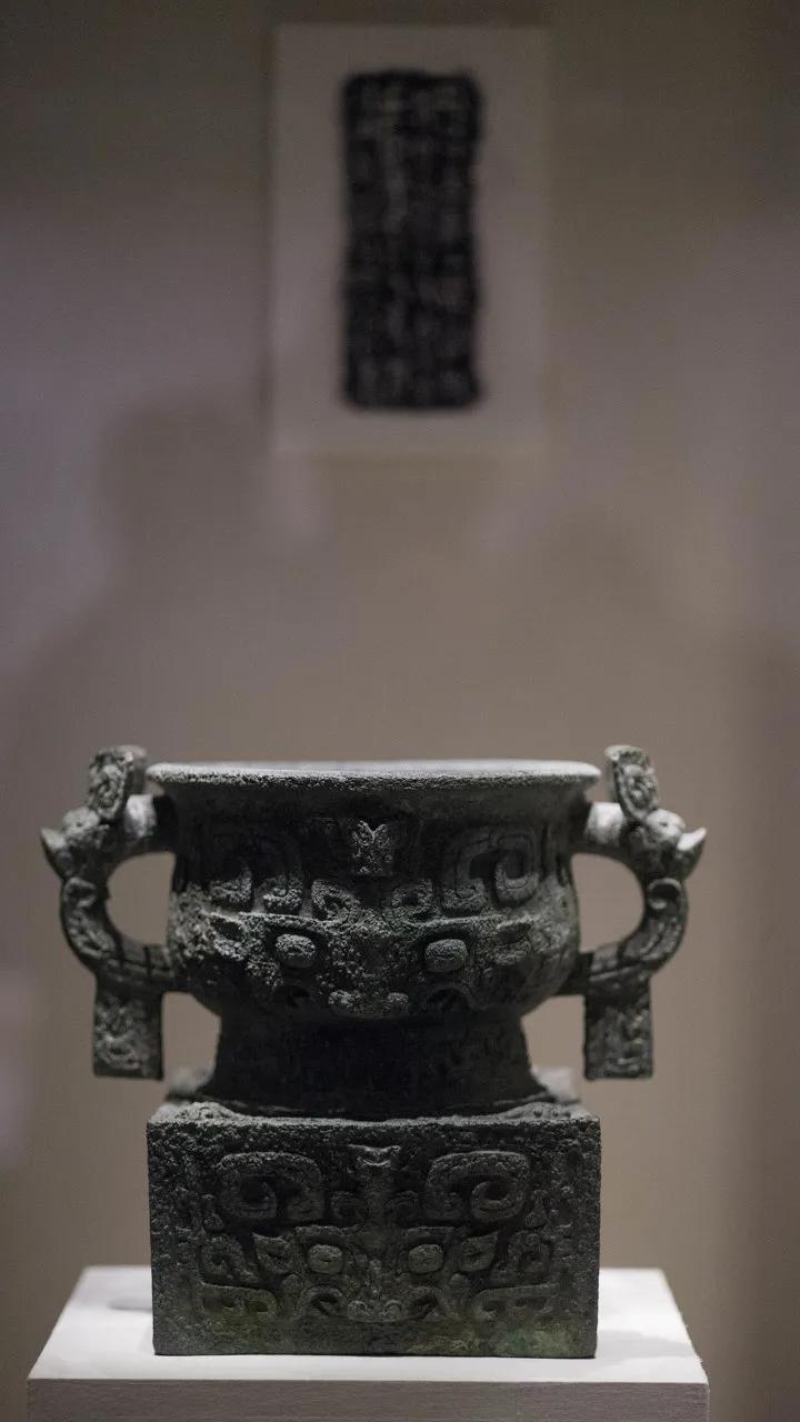 利簋 / 中国国家博物馆藏 图源   图虫创意