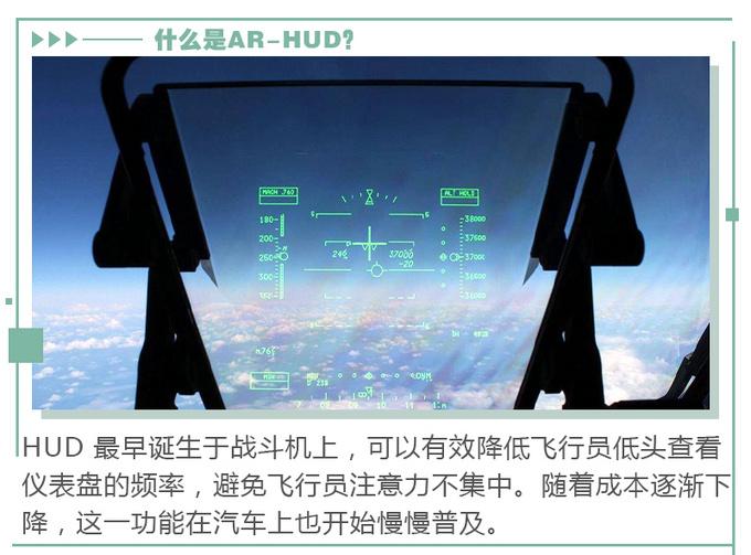 AR实景导航加上HUD会有哪些黑科技体验-图6