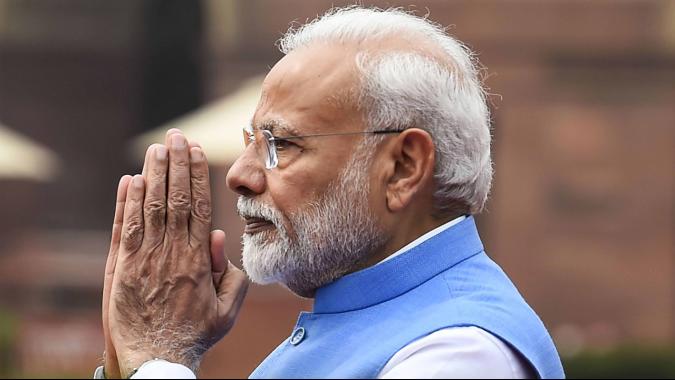 莫迪对印度教的虔诚是非常闻名的