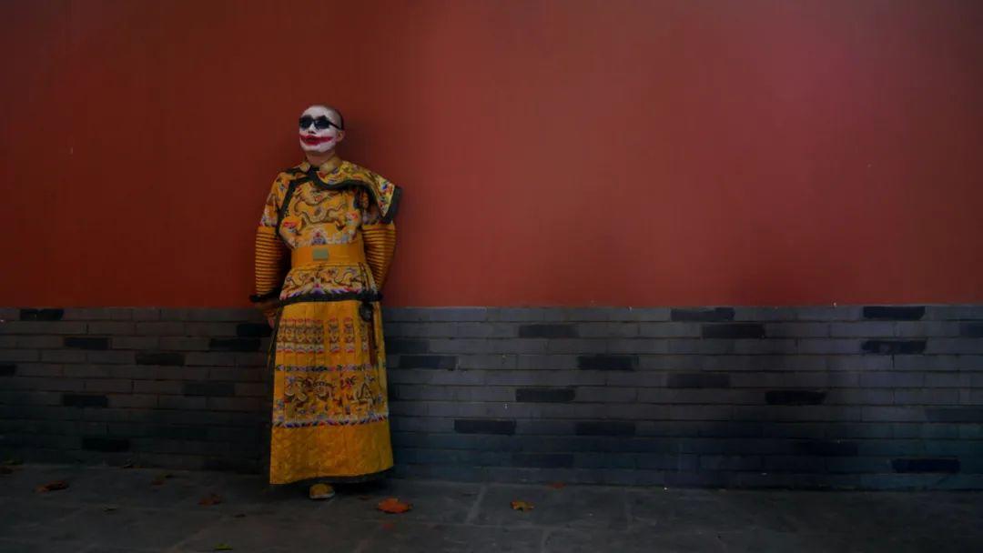 2014年 北京 网剧《后宫那些事儿》片场
