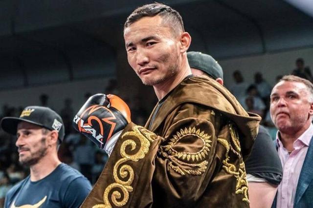 中国最强拳王改国籍移民美国,欲KO戈洛夫金为他国争光