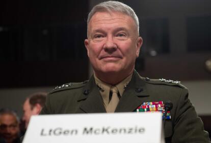 美国中央司令部司令麦肯齐上将