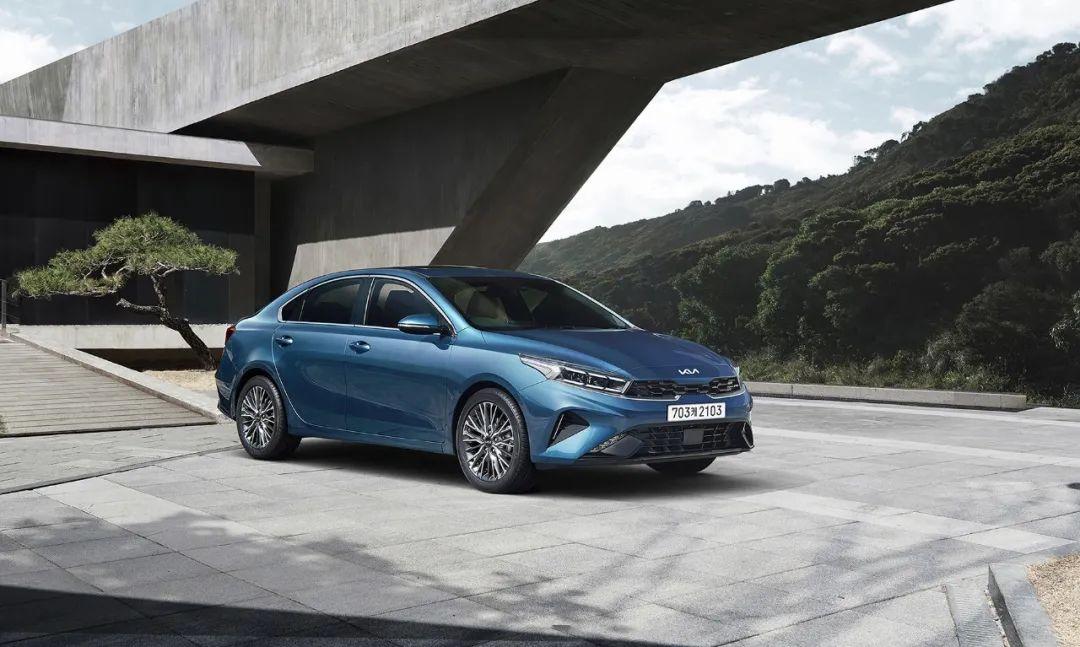 新款起亚K3发布,1.6T马力超200匹,韩系车的又一救星?