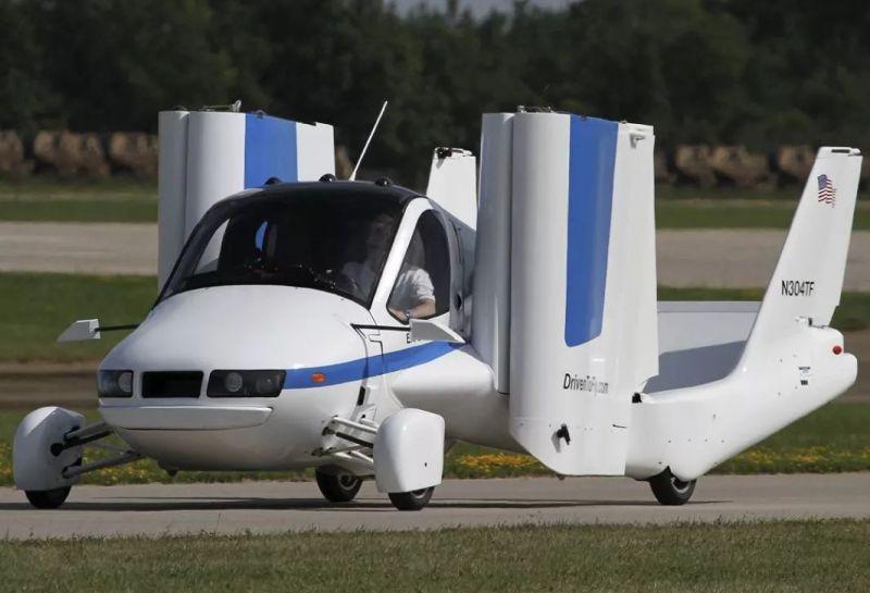 会飞的汽车真的来了!2025年将有3000架投入使用 ,小鹏、吉利抢占先机